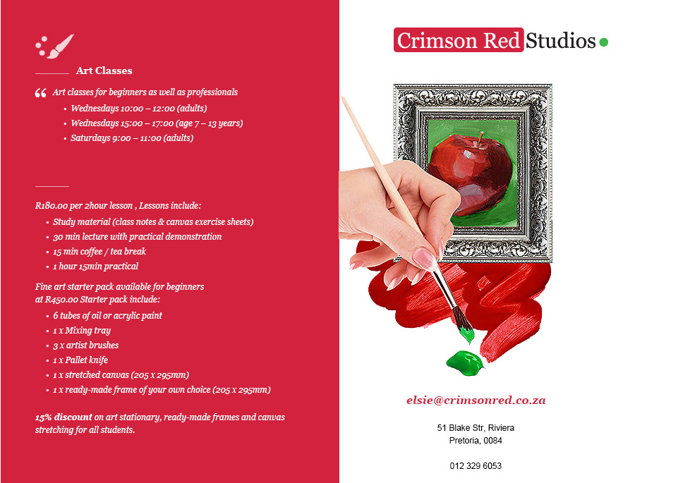 Crimsonred Studio